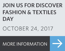 Discover Fashion and Textiles Day